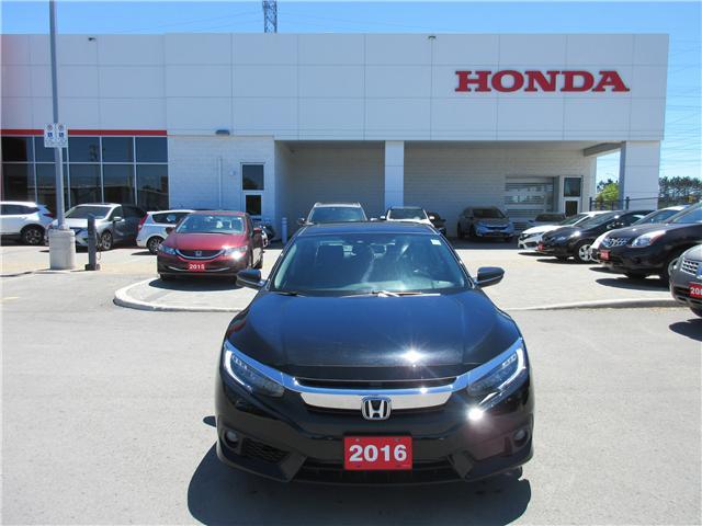 2016 Honda Civic Touring (Stk: 25678L) in Ottawa - Image 2 of 10
