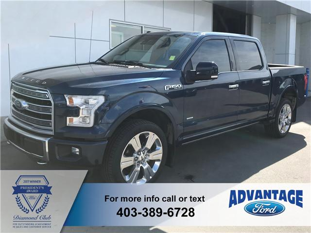 2016 Ford F-150 Limited (Stk: J-1016A) in Calgary - Image 1 of 9