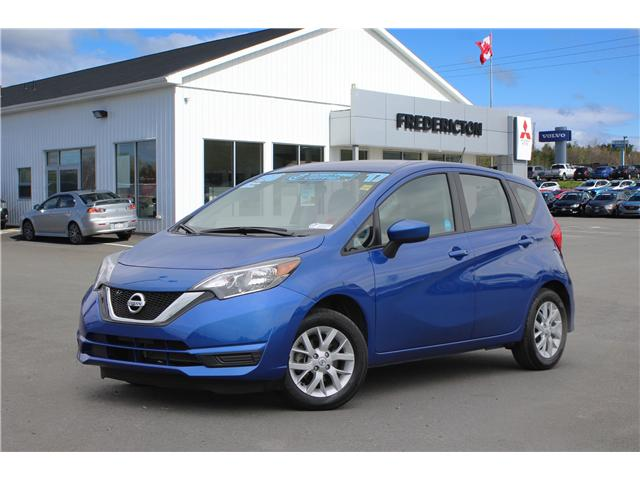 2017 Nissan Versa Note 1.6 SV (Stk: 180577A) in Fredericton - Image 1 of 27