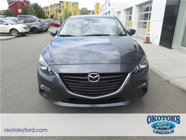 2015 Mazda Mazda3 GS (Stk: B83092) in Okotoks - Image 2 of 12