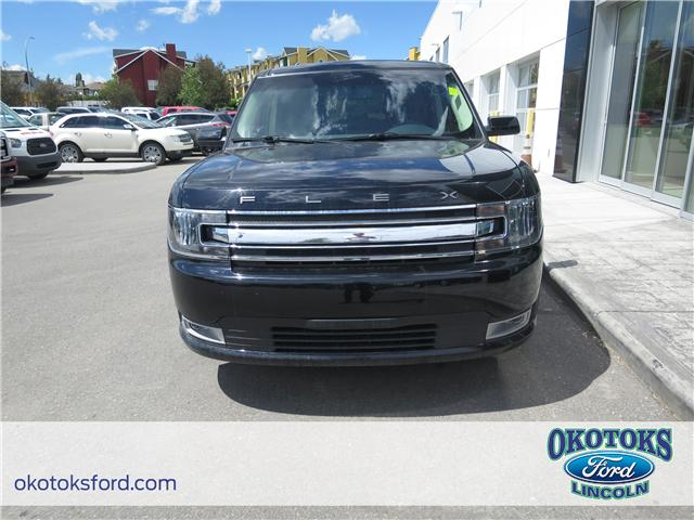 2017 Ford Flex SEL (Stk: B83095) in Okotoks - Image 2 of 13