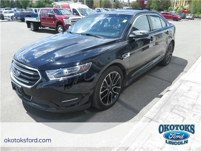 2017 Ford Taurus Limited (Stk: B83096) in Okotoks - Image 1 of 12