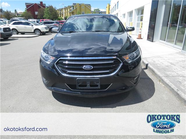 2017 Ford Taurus Limited (Stk: B83096) in Okotoks - Image 2 of 12
