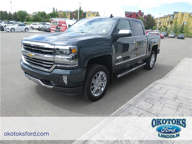 2017 Chevrolet Silverado 1500 High Country (Stk: JK-179A) in Okotoks - Image 1 of 16