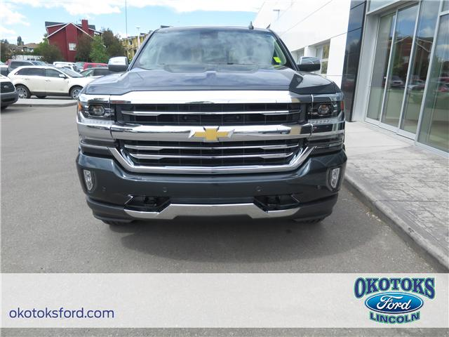 2017 Chevrolet Silverado 1500 High Country (Stk: JK-179A) in Okotoks - Image 2 of 16