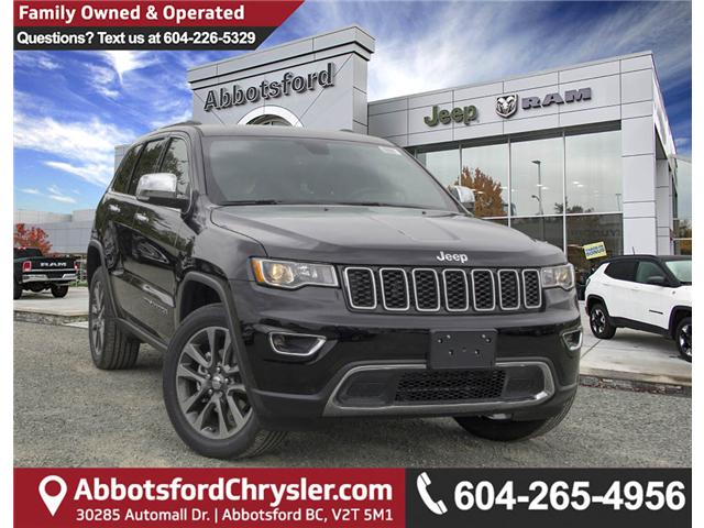 2018 Jeep Grand Cherokee Limited (Stk: J396493) in Abbotsford - Image 1 of 24