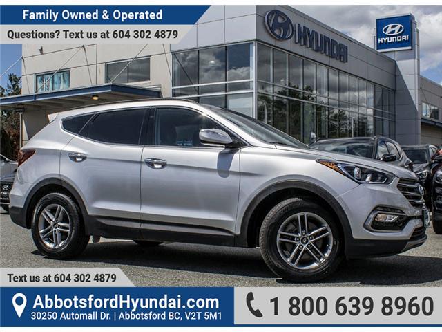 2018 Hyundai Santa Fe Sport 2.4 SE (Stk: AH8673) in Abbotsford - Image 1 of 30