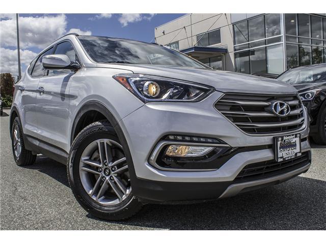2018 Hyundai Santa Fe Sport 2.4 SE (Stk: AH8673) in Abbotsford - Image 2 of 30
