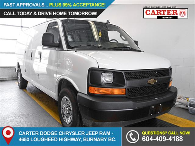 2017 Chevrolet Express 2500 1WT (Stk: 9-5900-0) in Burnaby - Image 1 of 22