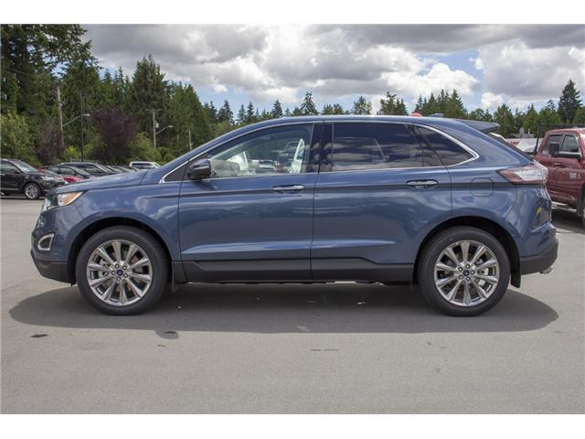 2018 Ford Edge Titanium (Stk: 8ED3796) in Surrey - Image 4 of 27