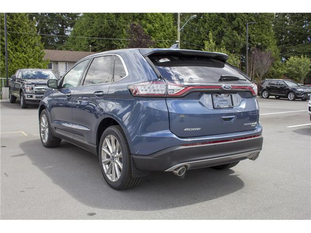 2018 Ford Edge Titanium (Stk: 8ED3796) in Surrey - Image 5 of 27