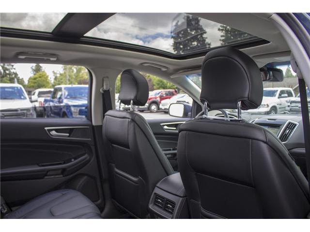 2018 Ford Edge Titanium (Stk: 8ED3796) in Surrey - Image 16 of 27