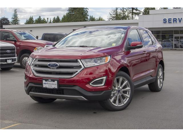 2018 Ford Edge Titanium (Stk: 8ED3979) in Vancouver - Image 3 of 27