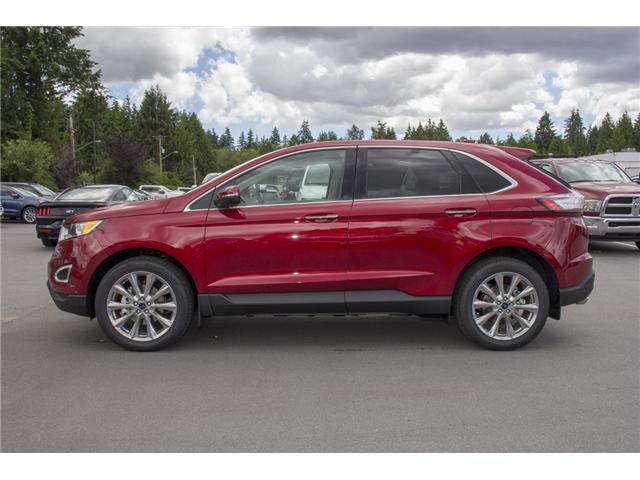2018 Ford Edge Titanium (Stk: 8ED3979) in Vancouver - Image 4 of 27