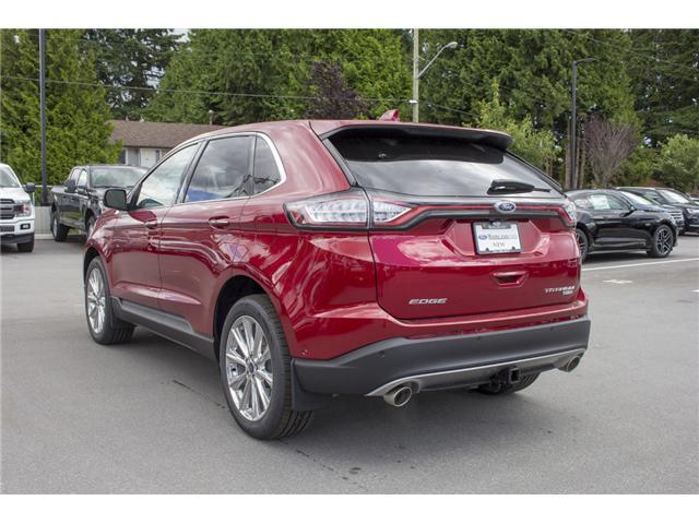 2018 Ford Edge Titanium (Stk: 8ED3979) in Surrey - Image 5 of 27
