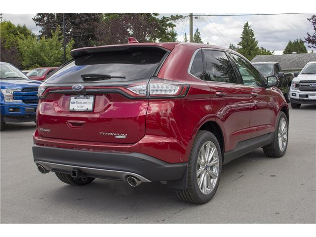 2018 Ford Edge Titanium (Stk: 8ED3979) in Vancouver - Image 7 of 27