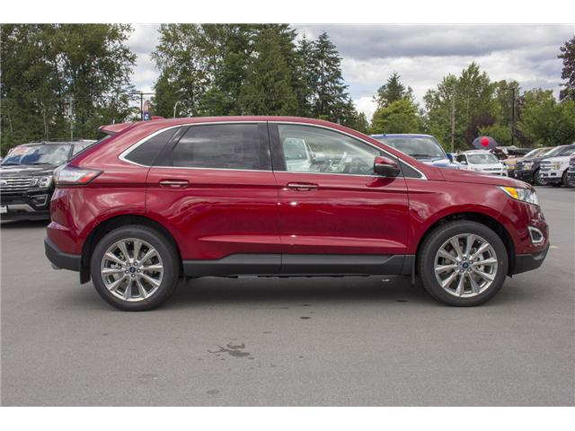 2018 Ford Edge Titanium (Stk: 8ED3979) in Vancouver - Image 8 of 27