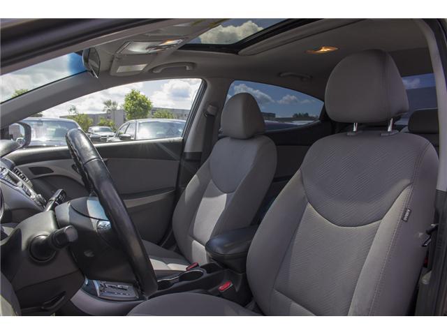 2013 Hyundai Elantra GL (Stk: EE890500A) in Surrey - Image 9 of 24