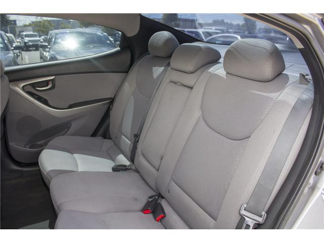2013 Hyundai Elantra GL (Stk: EE890500A) in Surrey - Image 11 of 24