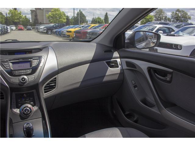 2013 Hyundai Elantra GL (Stk: EE890500A) in Surrey - Image 13 of 24