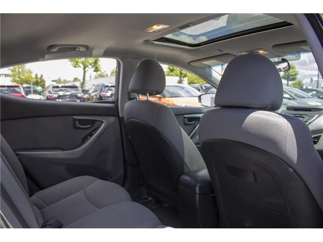 2013 Hyundai Elantra GL (Stk: EE890500A) in Surrey - Image 14 of 24