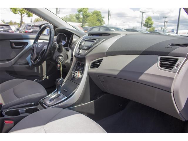 2013 Hyundai Elantra GL (Stk: EE890500A) in Surrey - Image 15 of 24