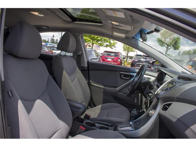 2013 Hyundai Elantra GL (Stk: EE890500A) in Surrey - Image 16 of 24