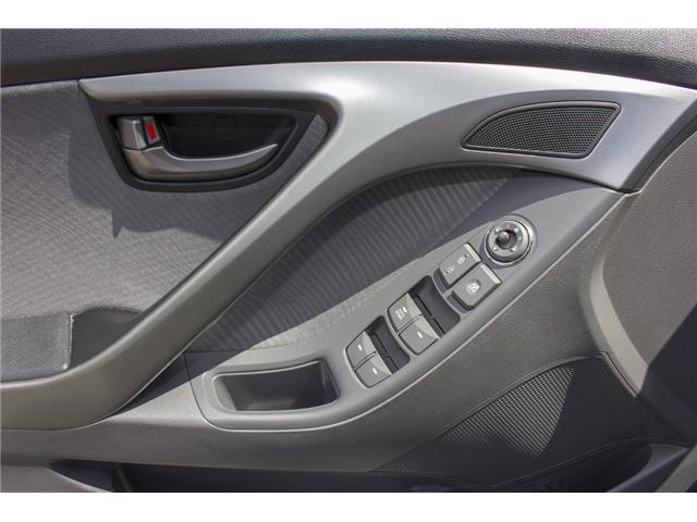 2013 Hyundai Elantra GL (Stk: EE890500A) in Surrey - Image 17 of 24