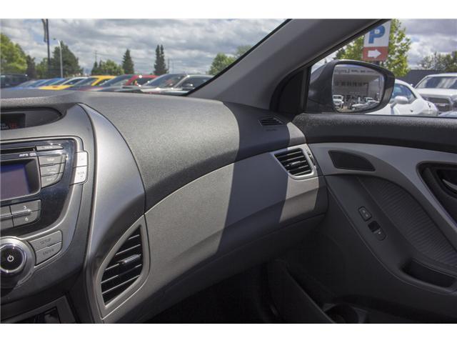 2013 Hyundai Elantra GL (Stk: EE890500A) in Surrey - Image 23 of 24