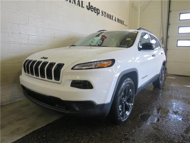 2018 Jeep Cherokee Sport (Stk: L272) in Calgary - Image 2 of 11