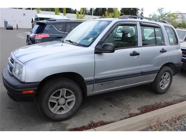 2004 Chevrolet Tracker  (Stk: 11875B) in Courtenay - Image 1 of 2