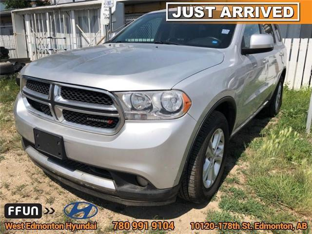 2013 Dodge Durango SXT (Stk: P0582) in Edmonton - Image 1 of 1