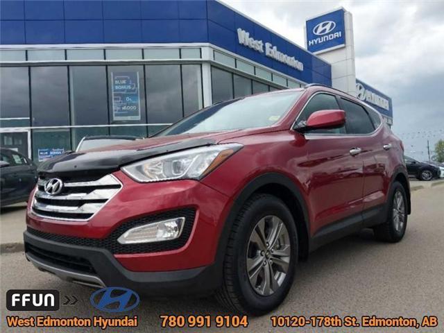 2014 Hyundai Santa Fe Sport 2.0T Premium (Stk: 88261A) in Edmonton - Image 1 of 21