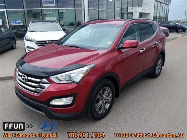 2014 Hyundai Santa Fe Sport 2.0T Premium (Stk: 88261A) in Edmonton - Image 2 of 21