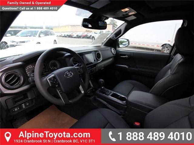 2018 Toyota Tacoma SR5 (Stk: X035163) in Cranbrook - Image 7 of 17