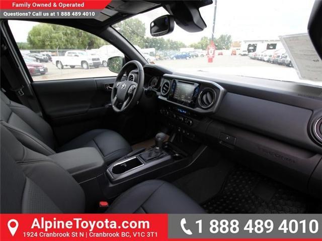 2018 Toyota Tacoma SR5 (Stk: X035163) in Cranbrook - Image 9 of 17