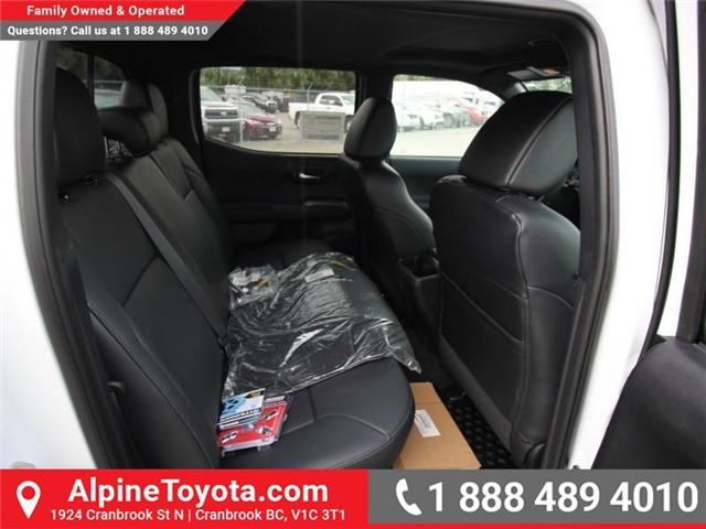 2018 Toyota Tacoma SR5 (Stk: X035163) in Cranbrook - Image 10 of 17