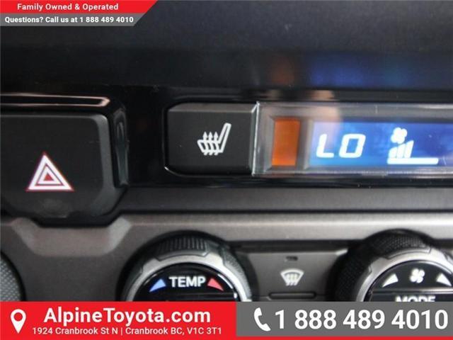 2018 Toyota Tacoma SR5 (Stk: X035163) in Cranbrook - Image 12 of 17