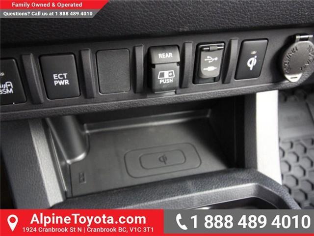2018 Toyota Tacoma SR5 (Stk: X035163) in Cranbrook - Image 13 of 17