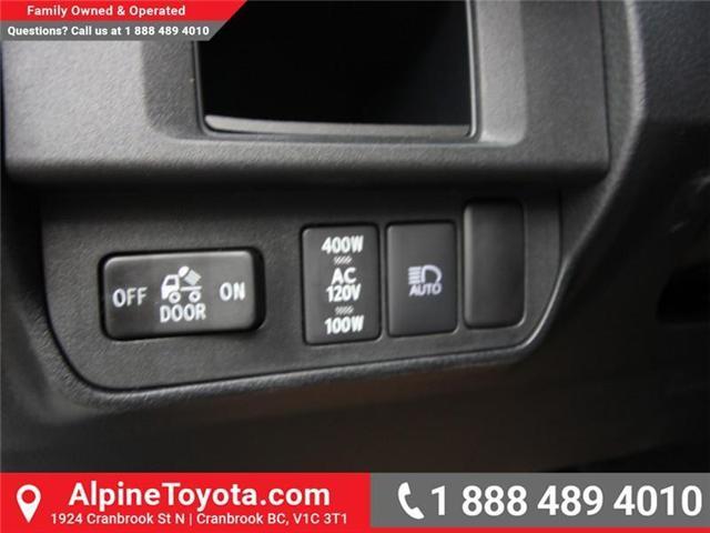 2018 Toyota Tacoma SR5 (Stk: X035163) in Cranbrook - Image 14 of 17