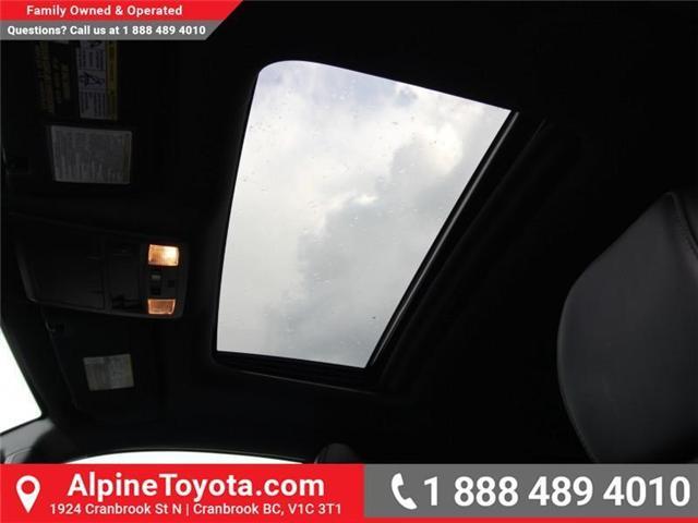 2018 Toyota Tacoma SR5 (Stk: X035163) in Cranbrook - Image 15 of 17