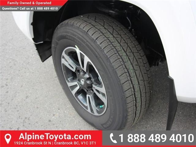 2018 Toyota Tacoma SR5 (Stk: X035163) in Cranbrook - Image 17 of 17