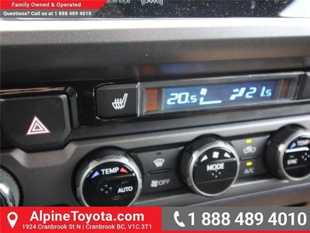 2018 Toyota Tacoma SR5 (Stk: X035133) in Cranbrook - Image 14 of 17
