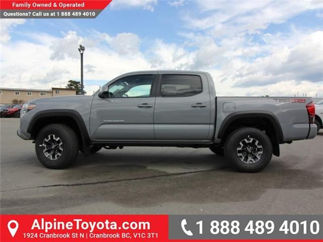 2018 Toyota Tacoma TRD Off Road (Stk: X146201) in Cranbrook - Image 2 of 18