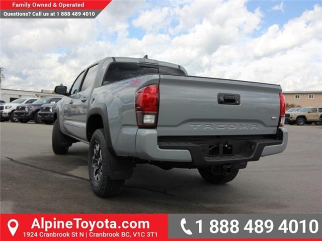 2018 Toyota Tacoma TRD Off Road (Stk: X146201) in Cranbrook - Image 3 of 18