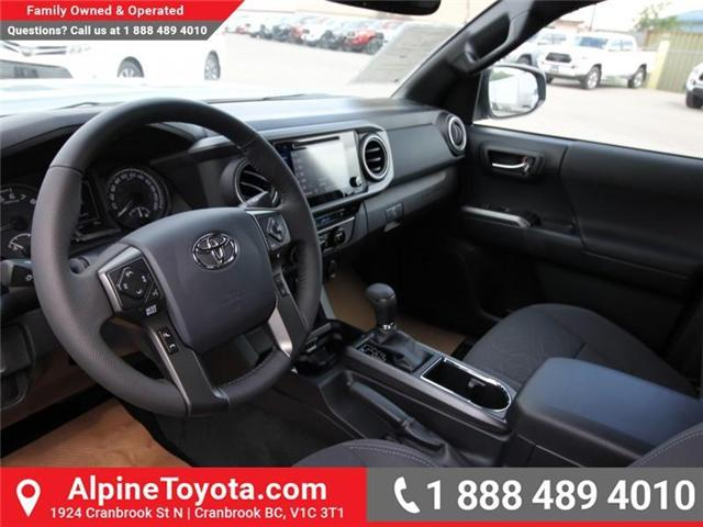 2018 Toyota Tacoma TRD Off Road (Stk: X146201) in Cranbrook - Image 9 of 18