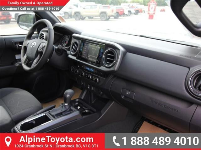 2018 Toyota Tacoma TRD Off Road (Stk: X146201) in Cranbrook - Image 11 of 18
