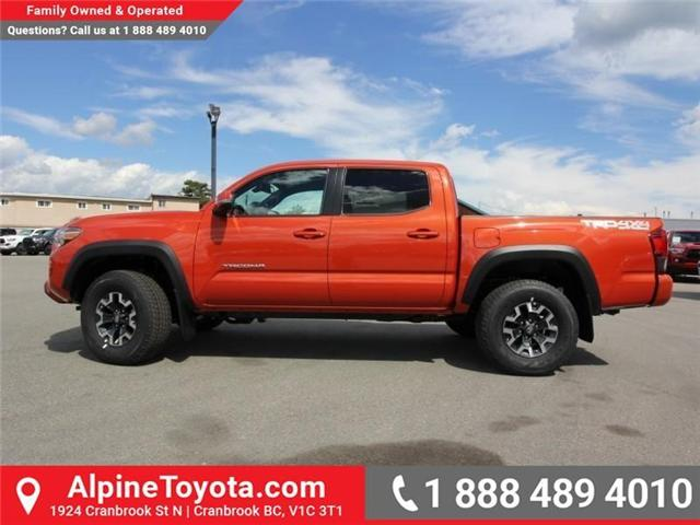 2018 Toyota Tacoma TRD Off Road (Stk: X146918) in Cranbrook - Image 2 of 18