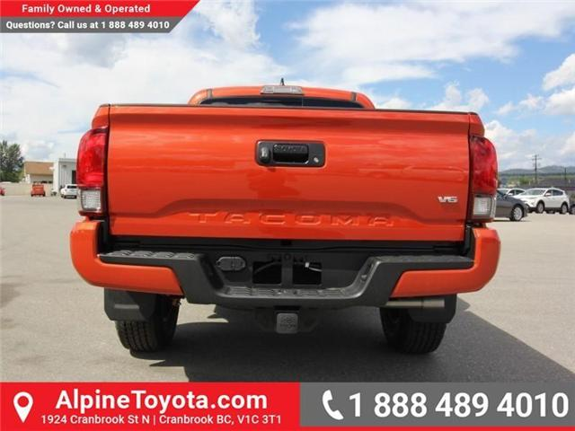 2018 Toyota Tacoma TRD Off Road (Stk: X146918) in Cranbrook - Image 4 of 18