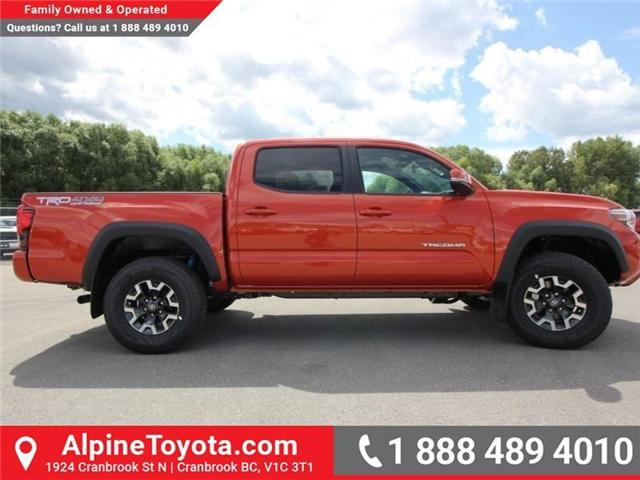 2018 Toyota Tacoma TRD Off Road (Stk: X146918) in Cranbrook - Image 6 of 18